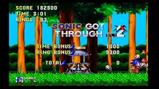 Sonic and Knuckles - Sonic and Knuckles (Sega Genesis) by mysticmann - User video