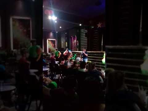 MATALAS...Noche de Karaoke en Cancun