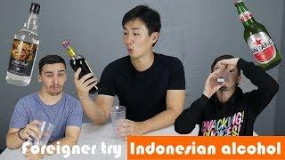 Reaksi Bule dan Orang Korea Minum Alkohol Indonesia MP3