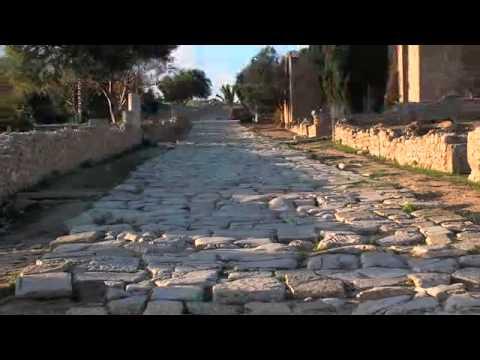 GlobeTrotter Jon Haggins TV in Tunis, Tunisia