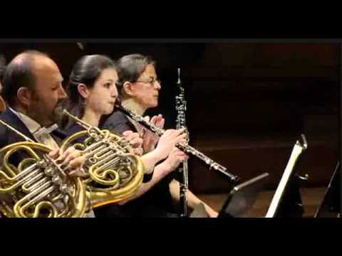 Josef Spacek | Mozart | Violin Concerto No. 3 in G Major | 1st mvt | Queen Elisabeth Comp | 2012