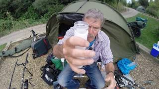 Solo Fishing Overnight Campout (Epic Session)