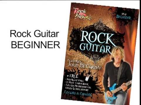 Beginner Rock Guitar, Rock House