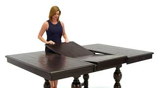 Ashley HomeStore | Townser Counter Height Dining Room Table
