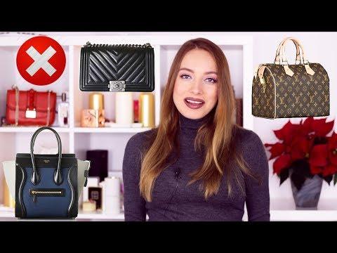 УСТАРЕВШИЕ СУМКИ Vs АКТУАЛЬНЫЕ. Что не стоит покупать? Designer Bags
