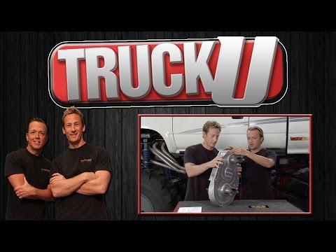 Mega Mud Trucker | TruckU | Season 5 | Episode 6