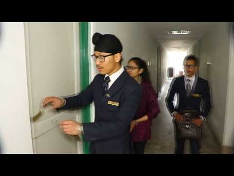 "NATHM 17th batch""Front Office Presentation"" ( Group D )"