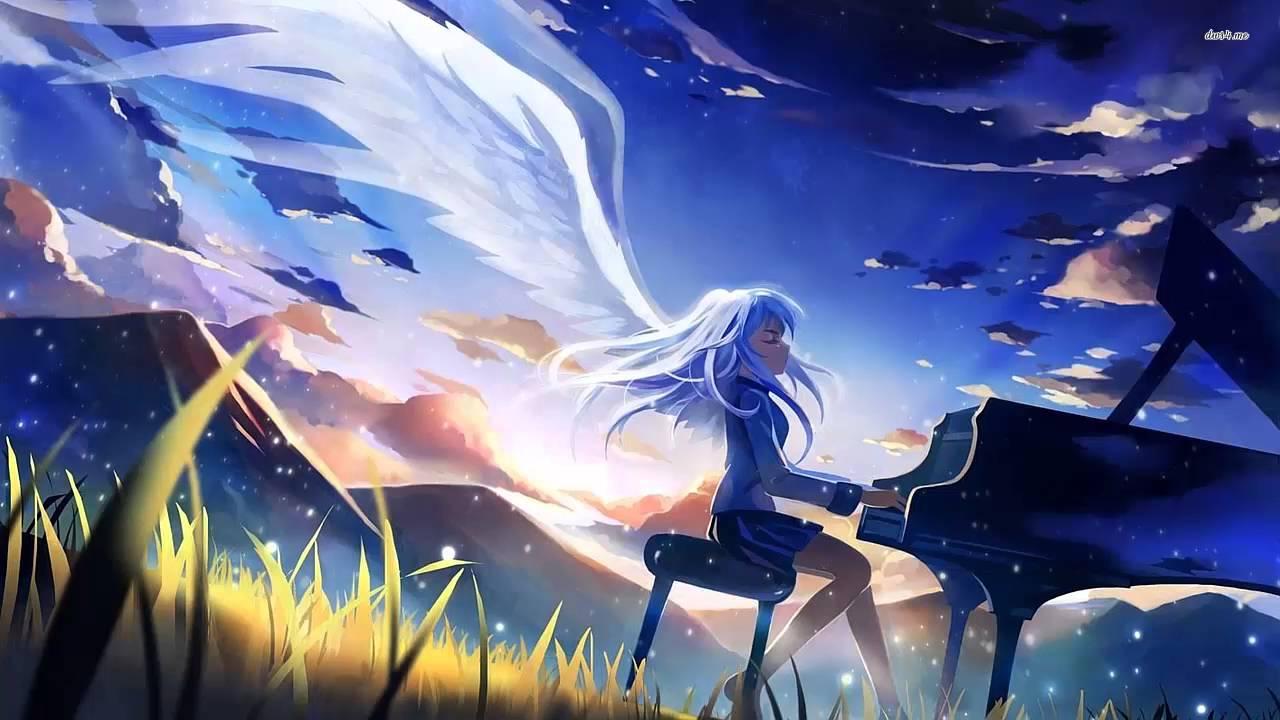 Angel Beats Op angel beats op - my soul, your beats! piano ver (animenz) | anime music |  anime soundtrack