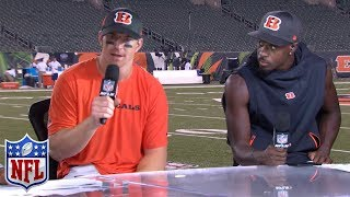 Andy Dalton and A.J. Green on Their Potential for the 2018 Season | NFL Network