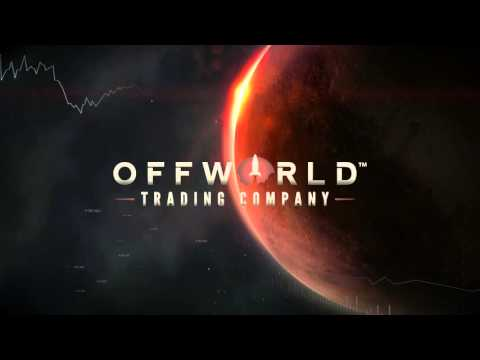 Red Planet Nocturne (Theme to Offworld Trading Company) - Christopher Tin