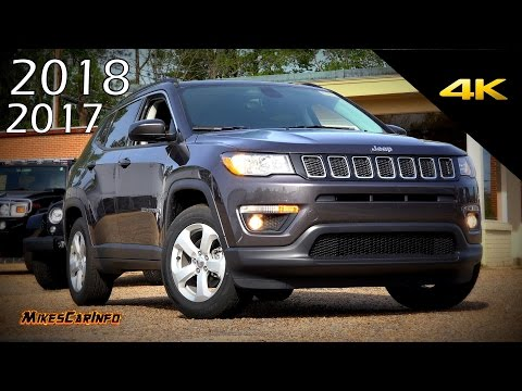 NEW 2017/2018 Jeep Compass - Ultimate In-Depth Look in 4K