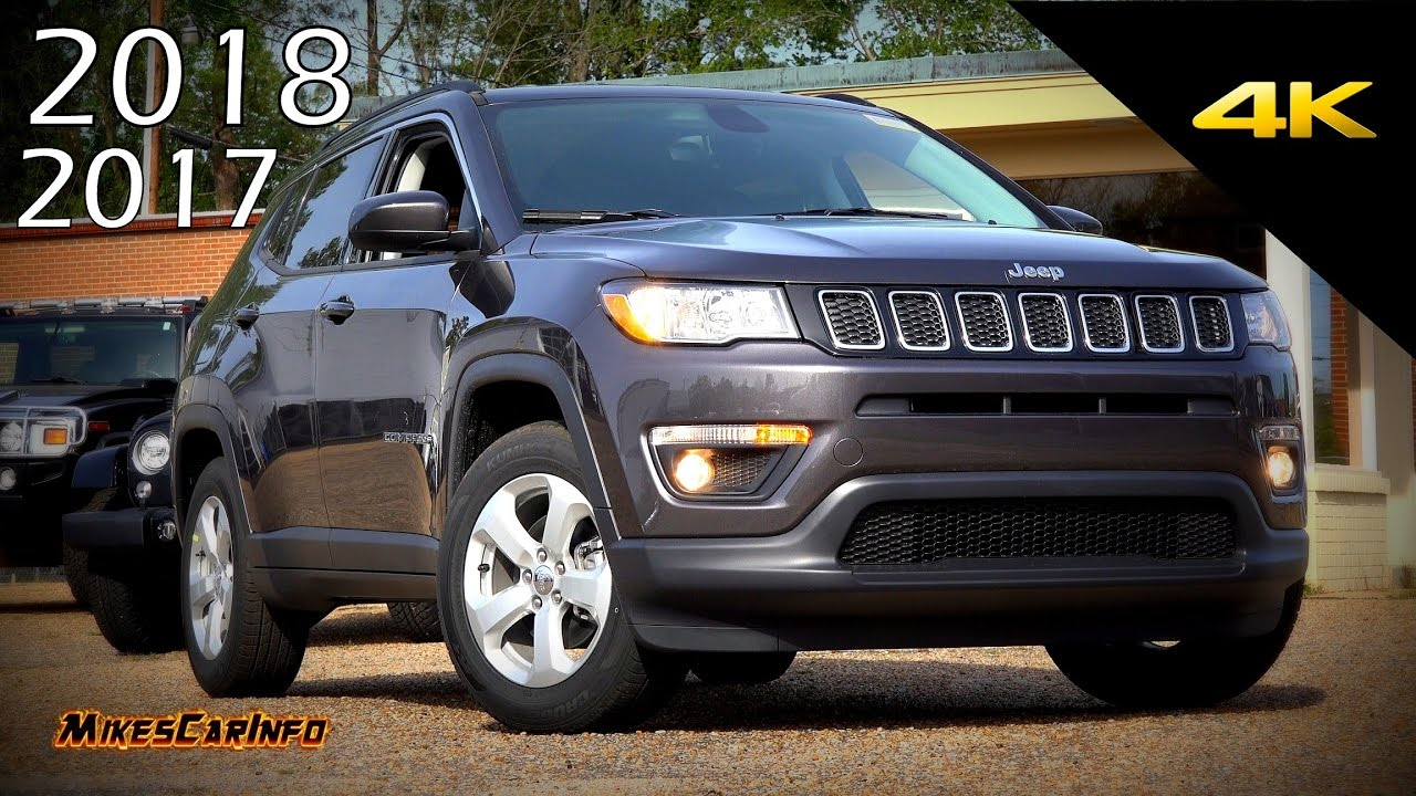 2018 jeep compass latitude. simple compass new 20172018 jeep compass  ultimate indepth look in 4k with 2018 jeep compass latitude