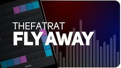 Playing FLY AWAY | TheFatRat ft. Anjulie on SUPER PADS LIGHTS - KIT UP