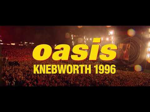 OASIS KNEBWORTH 1996 | OFFIZIELLER DEUTSCHER TRAILER| WELTWEIT IM KINO AB 23.SEPTEMBER