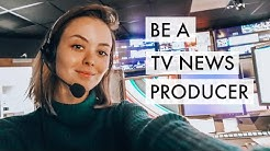 Get Hired in TV News | How to Be A Broadcast Journalist After College