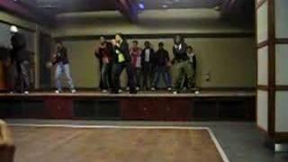 TRF Dance - (Part I)