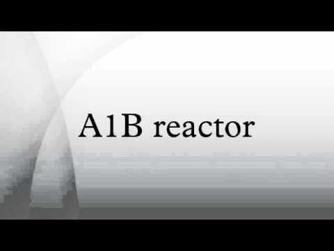 A1B reactor