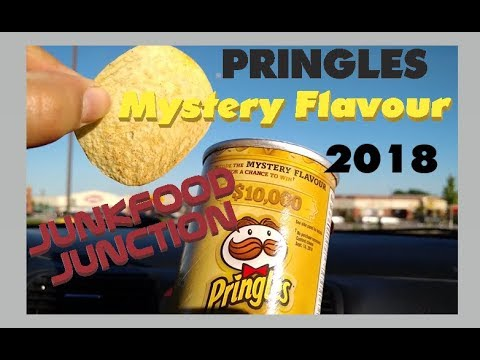Pringles mystery flavor clues