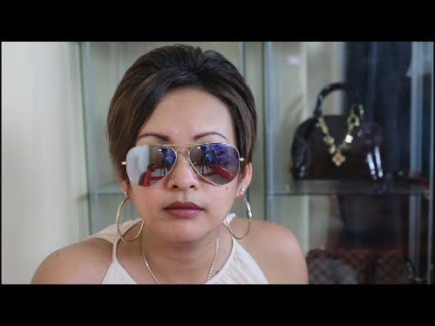 Ray Ban 58mm Silver Mirrored Sunglasses Amp Micheal Kors