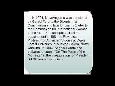 TOEFL Speed Reading Test:150 Words Per Minute (Maya Angelou)