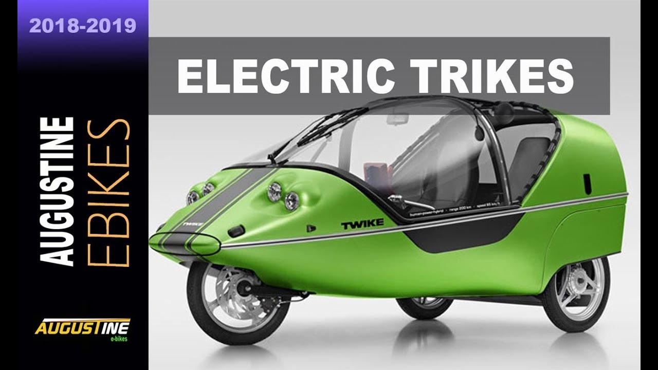 Electric Bike Trends Amazing E Trikes Youtube