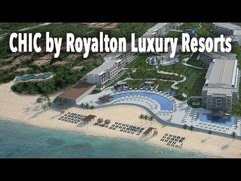 CHIC by Royalton Luxury Resorts All Inclusive 2018 - YouTube on Chic By Royalton All Exclusive Resort - All Inclusive  id=56354