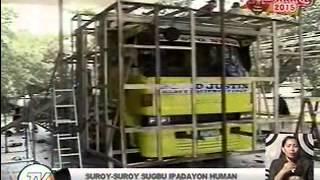 TV Patrol Central Visayas - January 14, 2015