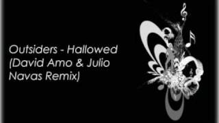 Hallowed (David Amo & Julio Navas Remix)