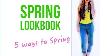 5 Ways to Spring Outfits | Stella Thumbnail