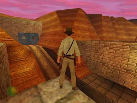 Indiana Jones and the Infernal Machine (PC) Mission 2: Babylon