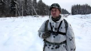 Охота на зайца с Русской гончей 2016