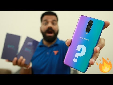 Oppo R17 Pro Unboxing & First Look - SuperVOOC, Triple Cameras & More...