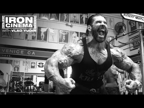 Rich Piana Talks Death & Steroids | Iron Cinema