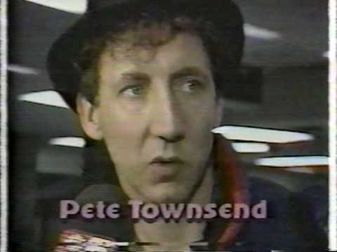 Pete Townshend Short 1982 Interview