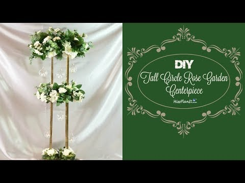 diy-tall-circle-rose-garden-wedding-centerpiece-|-tall-budget-friendly-centerpiece-|-diy-tutorial