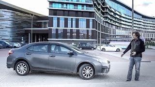 Тестдрайв: Toyota Corolla E180, 1.6MT, 2015my