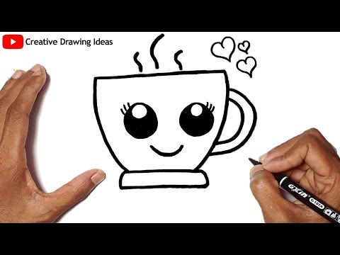Easy Creative Rose Drawing Idea How To Draw A Rose Step By