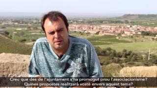 Entrevista Josep Cabré (CUP) #EMAlpicat2015