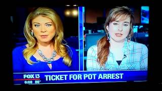 Minors to get misdemeanor for Pot violations