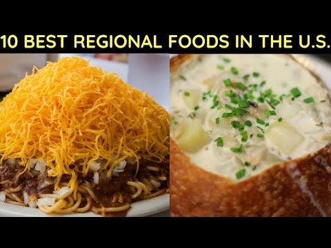 10 Best Regional Foods In The U.S.