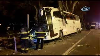 Eskişehir'de facia gibi kaza 13 ölü, 42 yaralı