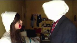 Parodia: Slenderman VS Jeff The Killer - [DeiGamer]