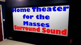 About Surround Sound