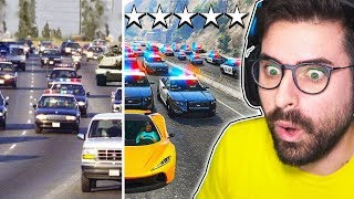 GTA 5 vs REAL LIFE CHALLENGE!