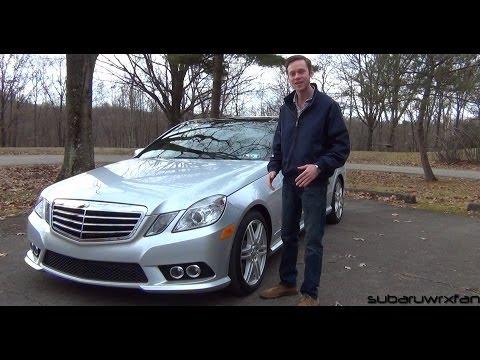 Review: 2010 Mercedes-Benz E350 4Matic