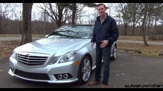Review: 2010 Mercedes-Benz E350 4Matic