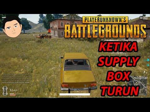 Supply Box pembawa MALAPETAKA! [PUBG SQUAD INDONESIA]