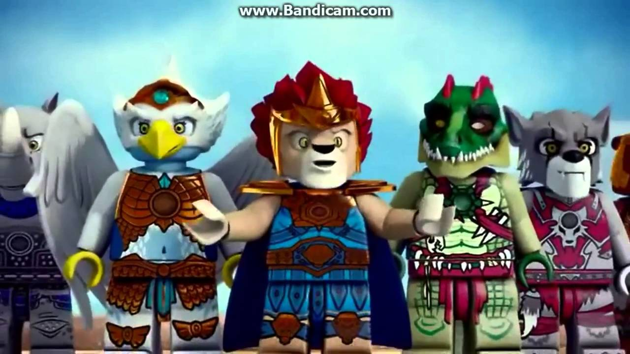 Legends Of Chima The Heart Of Cavora Youtube