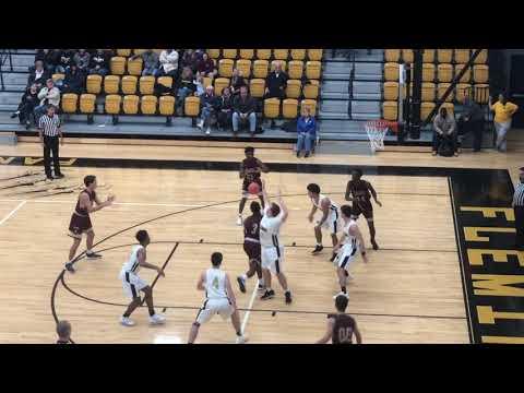 Bourbon County High School Highlights vs Fleming County