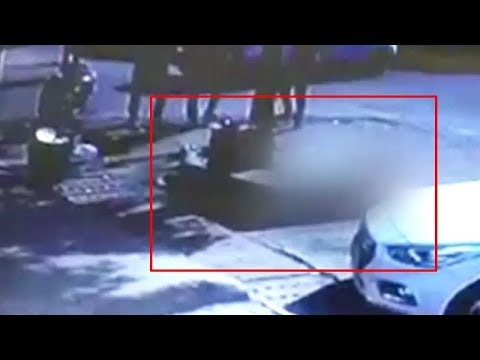 Delhi: Chilling murder caught on camera